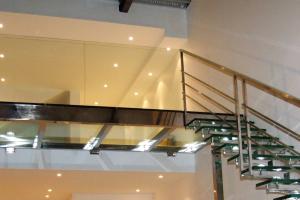 Stepenice, Podovi