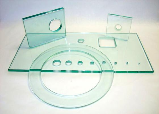 Perçage du verre