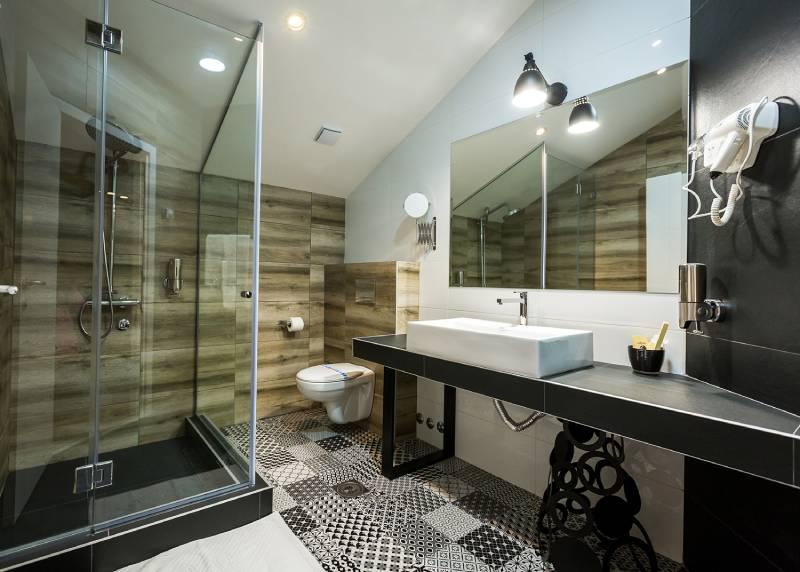 Salle de bain/ Parois de douche